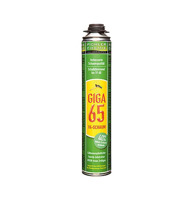 GiGa 65 Pistolenschaum